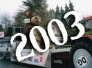 2003 :: Karneval 2003