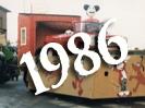 1986 :: Karneval 1986