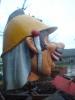 Karnevalszug 2012 Wagenbau 18
