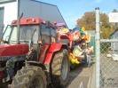 Karnevalszug 2012 Wagenbau 2