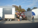 Karnevalszug 2012 Wagenbau 3