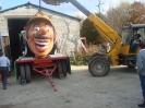 Karnevalszug 2012 Wagenbau 8